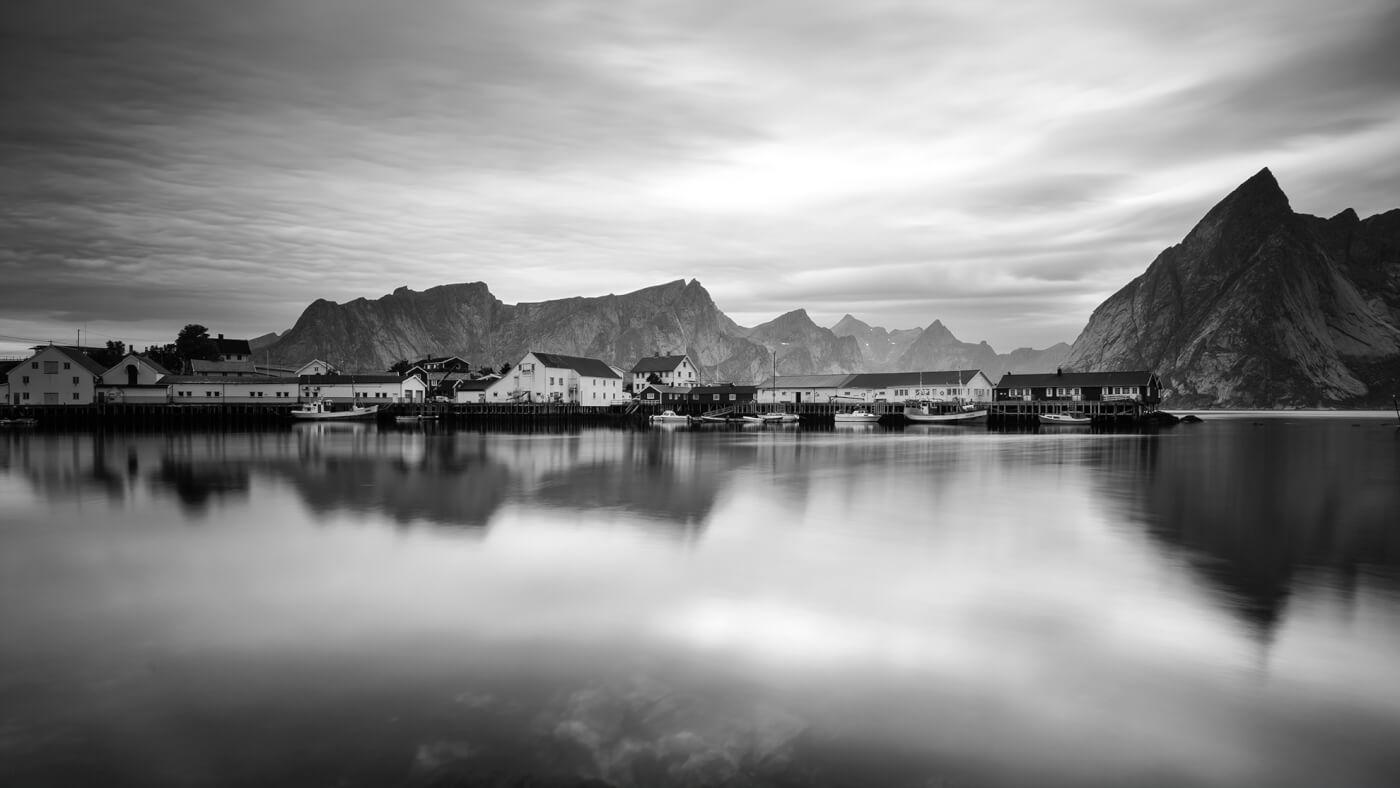 Fjord life #11 by Joakim Jormelin