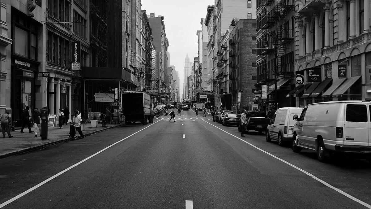 Broadway by Joakim Jormelin